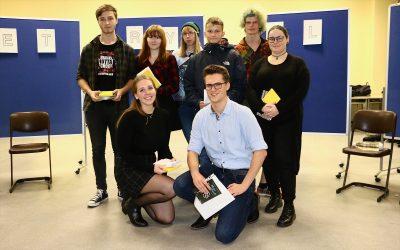 Erfolgreicher zweiter Poetry Slam an der BBS 2