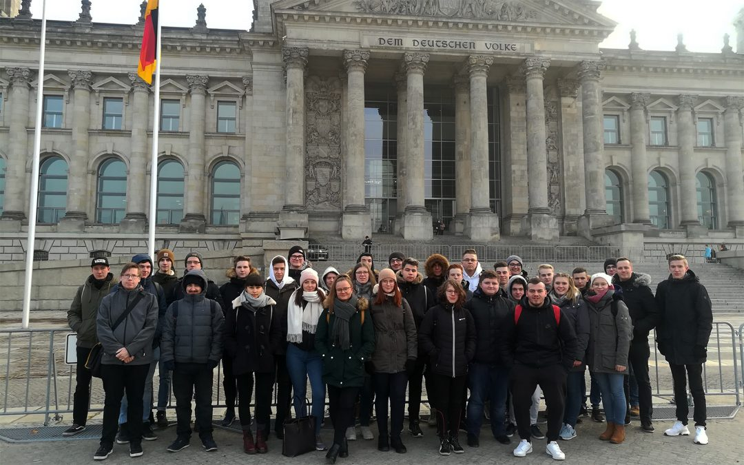 Geschichte hautnah in Berlin