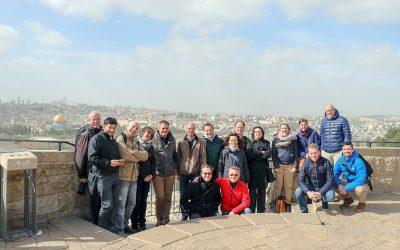 Informations- und Erfahrungsaustausch mit Israel zur Berufsbildung im digitalen Wandel