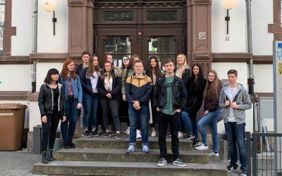 Berufliches Gymnasium Gesundheit und Soziales zu Besuch in der Leibniz Universität Hannover