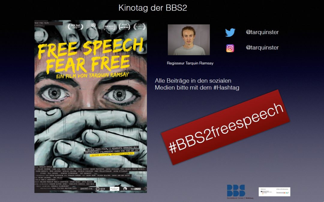 BBS 2-Kinotag mit Tarquin Ramsay