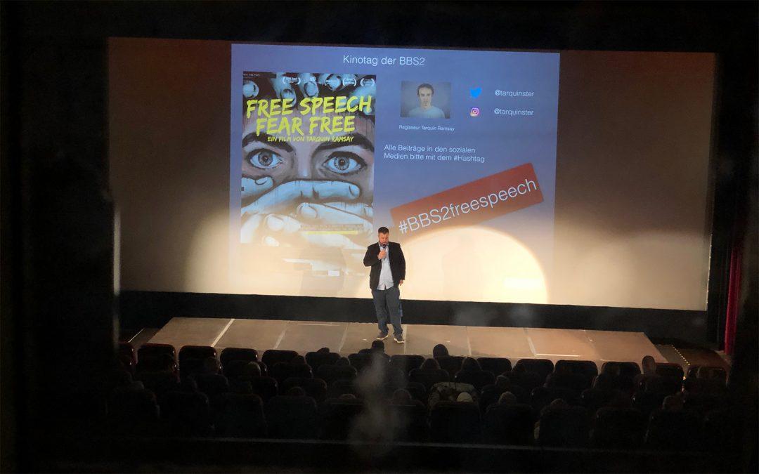 """""""Free Speech Fear Free"""""""