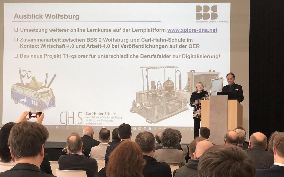 """BBS 2 Wolfsburg schließt das Projekt """"BBS fit für 4.0"""" erfolgreich ab"""