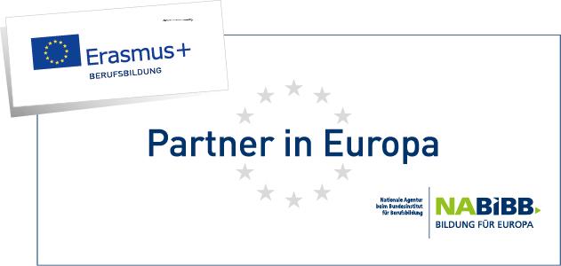 Die BBS 2 Wolfsburg engagiert sich in Europa und erhält das Erasmus+ Partnerlabel